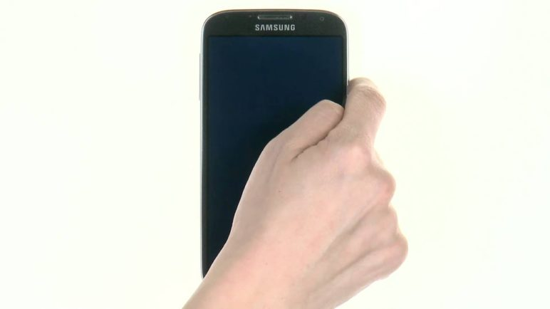 Air Gesture - Samsung Galaxy S 4 (T-Mobile)