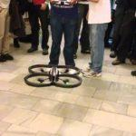 AirDrone AndroidRoadshow
