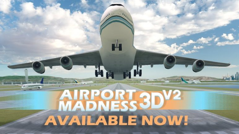 Airport Madness 3D: Volume 2 Available Now