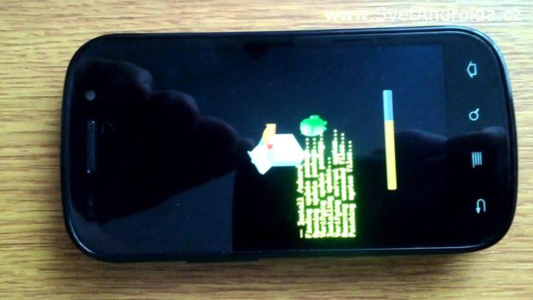 Aktualizace Nexus S na Android ICS