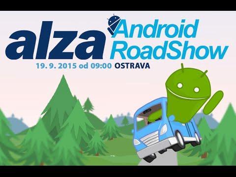 Alza Android RoadShow Ostrava 19. 9. - SvetAndroida.cz