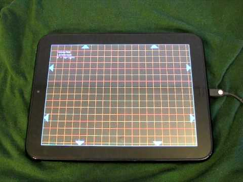 Android 2.3.5 on HP Touchpad (HowTo included in Disc)