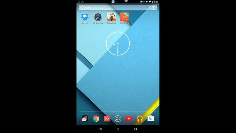 Android 5.0 Lollipop: Přepínače v Rychlém nastavení