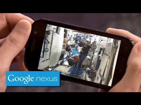 Android in Space - Nexus S on Space Shuttle Atlantis