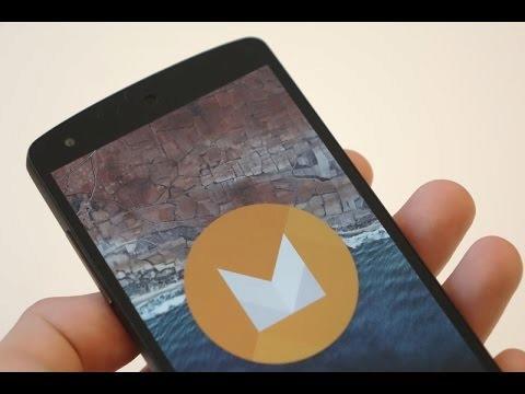 Android M - první pohled na novinky