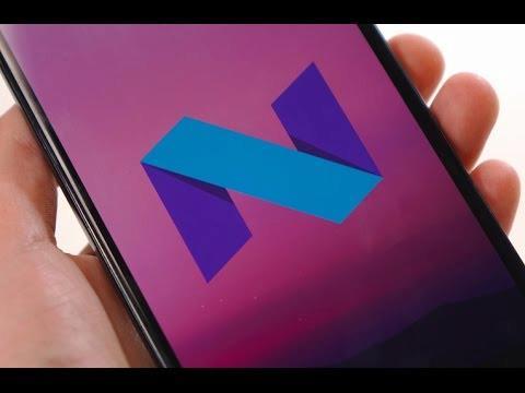 Android N - první pohled na novinky