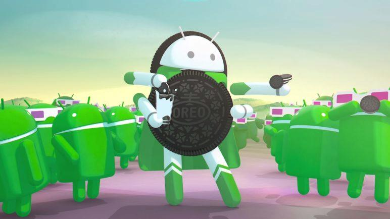 Android Oreo - Open Wonder