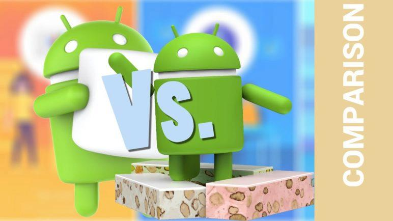 Android Performance- Nougat Vs Marshmallow
