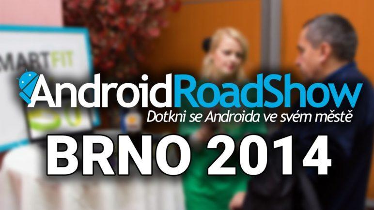 Android RoadShow Brno 2014