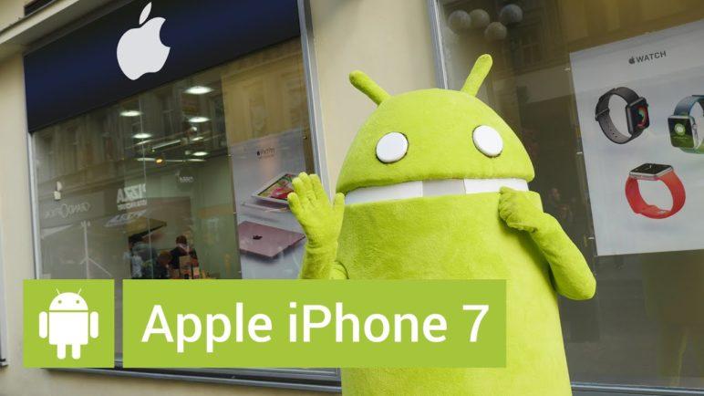 Android si jde koupit nový iPhone