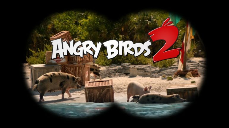 Angry Birds 2: Angry Is Back - Teaser