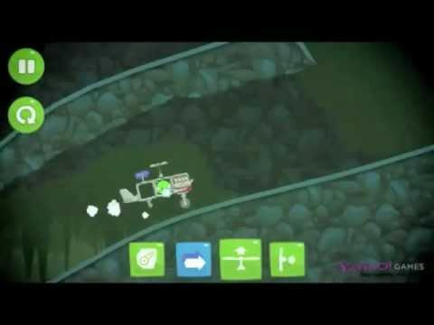 Angry Birds - Bad Piggies Official Trailer