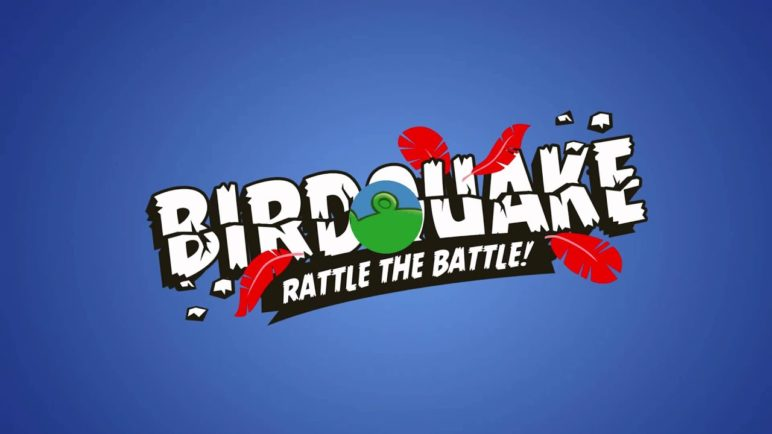 Angry Birds Facebook Power-up: Birdquake