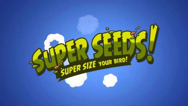 Angry Birds Facebook Power-up: Super Seeds