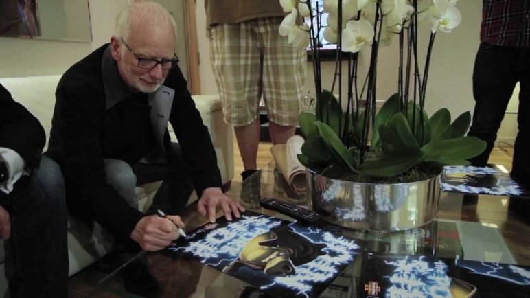 Angry Birds Star Wars 2: Behind-the-scenes with Ian McDiarmid