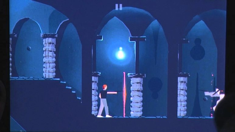 Another World - 20th Anniversary iPhone Gameplay Review - AppSpy.com
