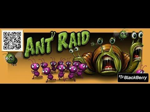 Ant Raid. Rule the colony! Official game trailer.