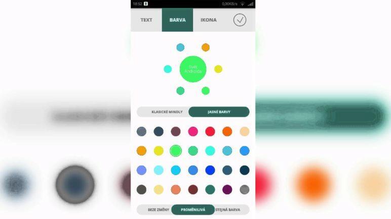 Aplikace Mindly - myšlenkové mapy na dlani