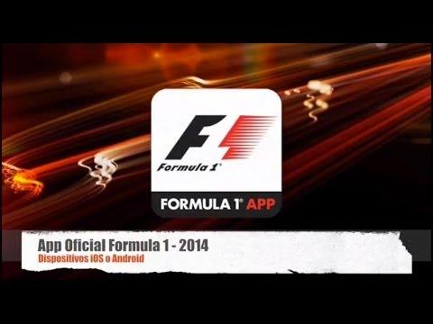App Oficial Formula 1