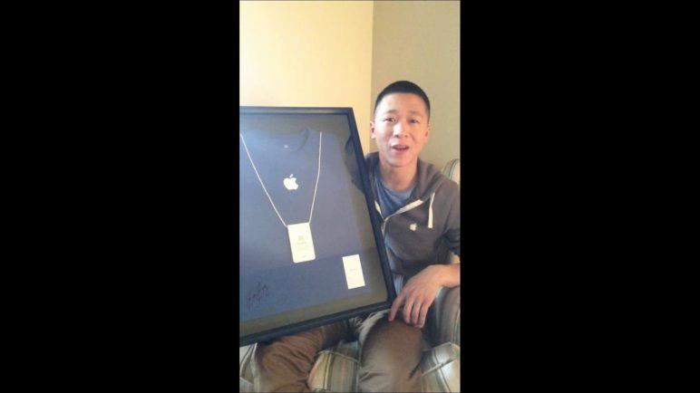 Apple Specialist/Employee Sam Sung | Last Business Card Charity Auction | Children's Wish BC
