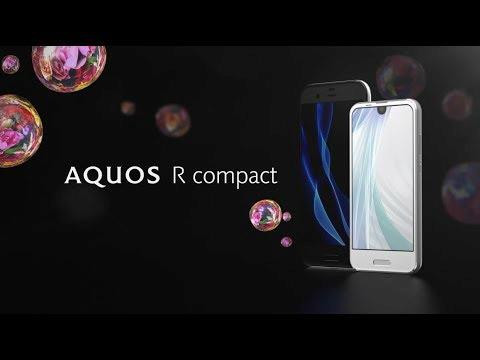 【AQUOS R compact】CONCEPT MOVIE