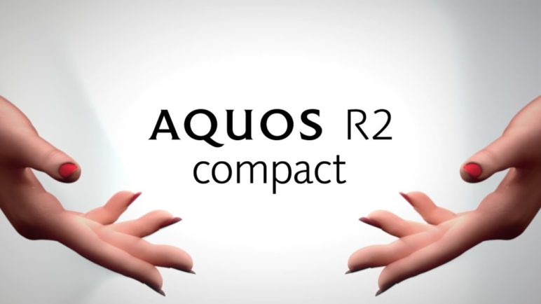 AQUOS R2 compact CONCEPT MOVIE