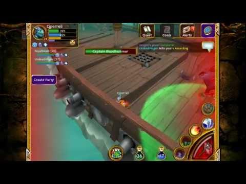 Arcane Legends w/ CJPerreli - KRAKEN ISLES EXPANSION - Part 48