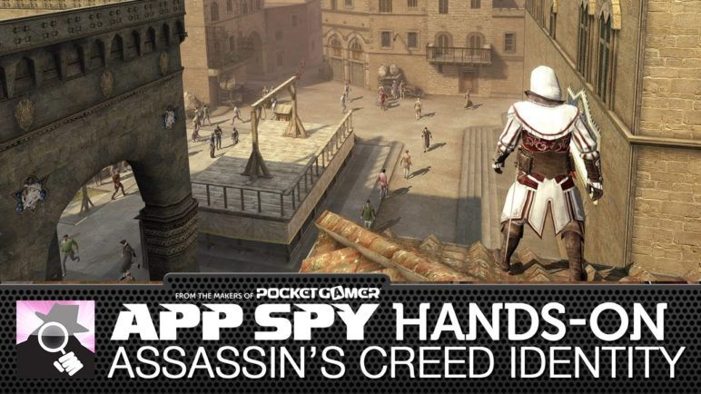 Assassin's Creed Identity | iOS iPhone / iPad Hands-On - AppSpy.com
