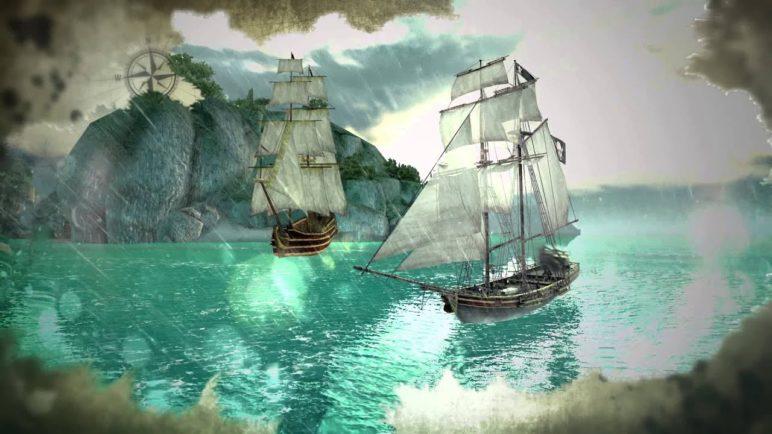 Assassin's Creed Pirates lze nyní stáhnout zdarma