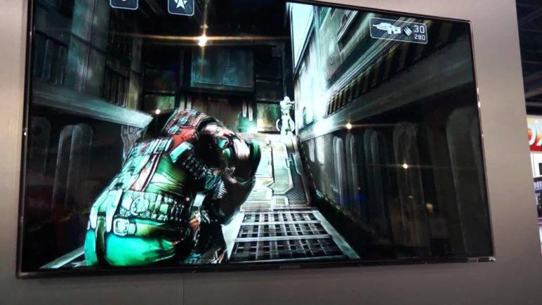 Asus Transformer Prime Shadowgun Deadzone Multiplayer demo optimized for Tegra 3 at CES 2012!
