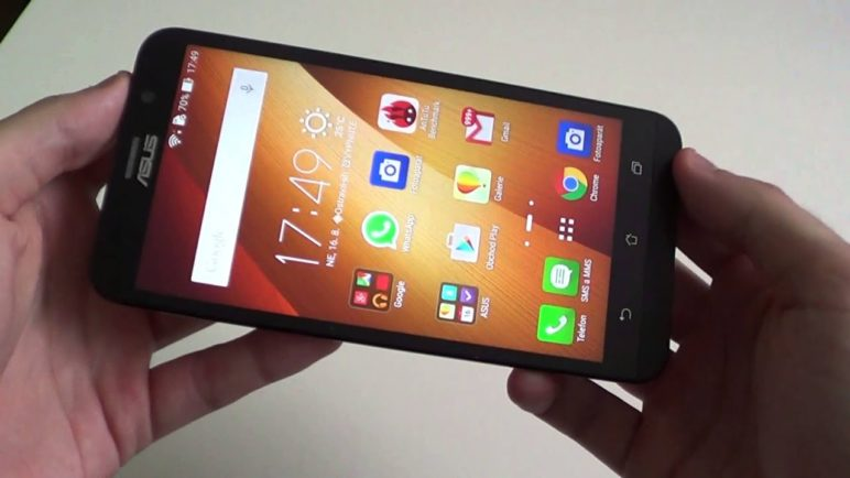 Asus Zenfone 2 - video pohled