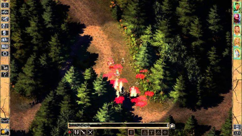 Baldur's Gate II: Enhanced Edition Gameplay Trailer