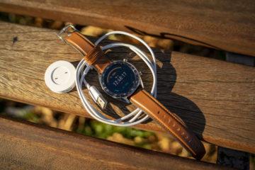 baleni chytrych hodinek huawei watch gt
