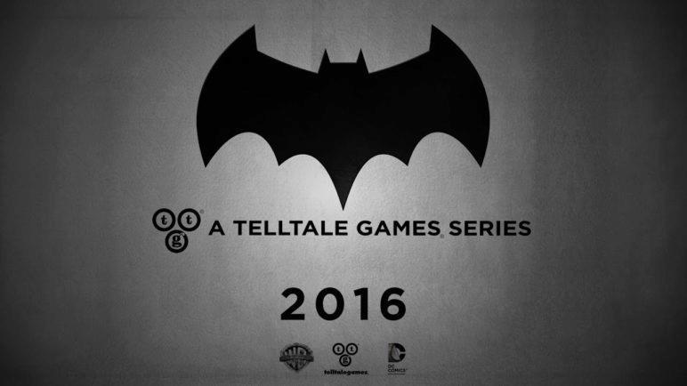 Batman - A Telltale Games Series Announcement Trailer
