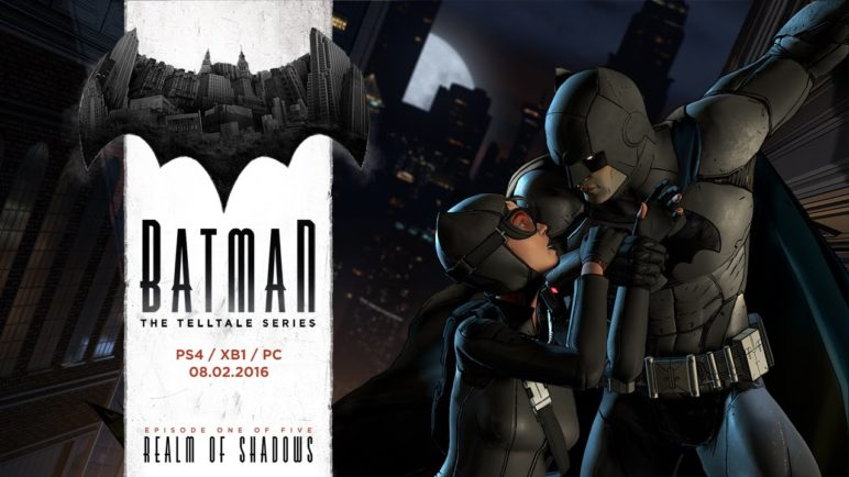 'BATMAN - The Telltale Series' World Premiere Trailer
