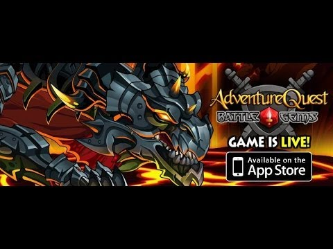 Battle Gems (iOS) • trailer HD | yourapps.info