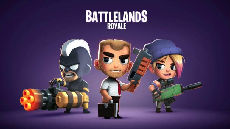 Battlelands Royale je svižná variace na oblíbené hry Fortnite a PUBG
