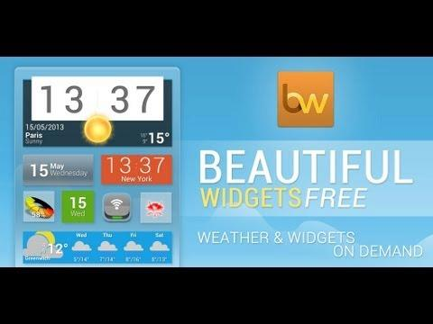 Beautiful Widgets 5