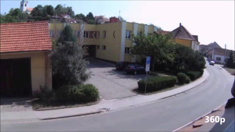 Belkin NetCam HD+ ukázka videa