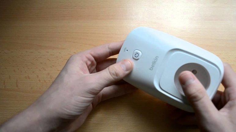 Belkin Switch Memo - konstrukce