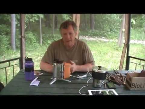 Biolite Campstove Review