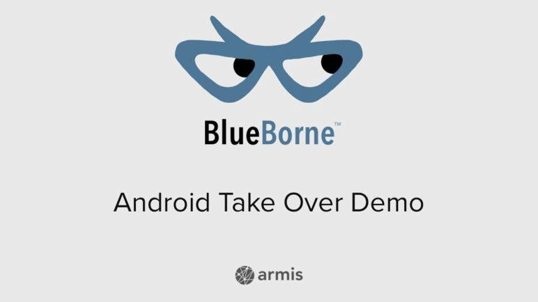 Blueborne - Android Take Over Demo