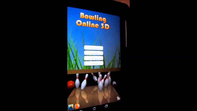 Bowling Online 3D Android Apps Review