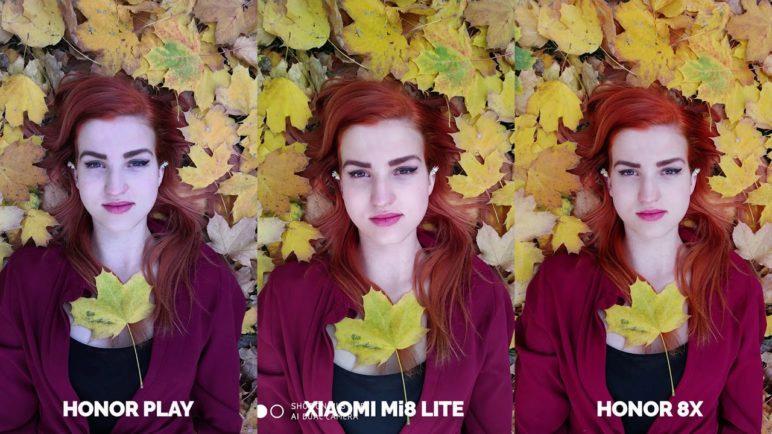 Camera Test - Honor Play vs Xiaomi Mi 8 Lite vs Honor 8x