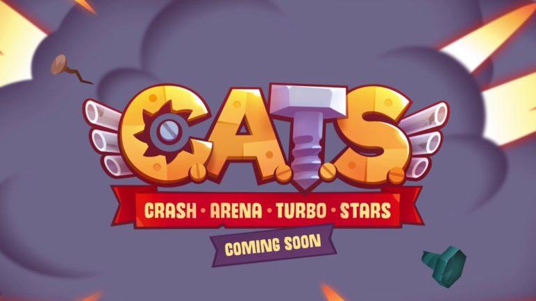 C.A.T.S.: Crash Arena Turbo Stars Teaser Trailer