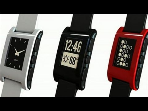 CES 2013: Pebble Smart Watch Shipping Soon