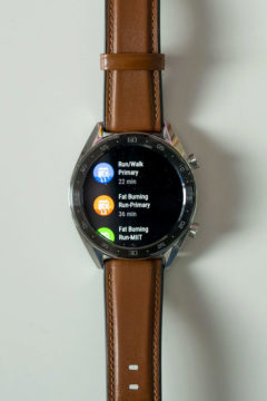 Chytre hodinky Huawei Watch GT LiteOS mereni aktivit