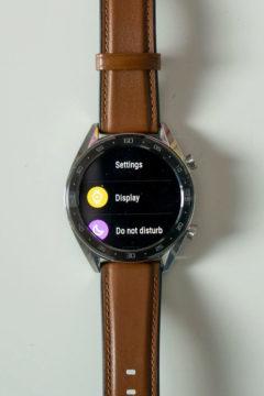 Chytre hodinky Huawei Watch GT LiteOS nastaveni