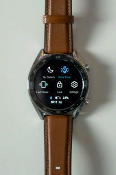 Chytre hodinky Huawei Watch GT LiteOS notifikace