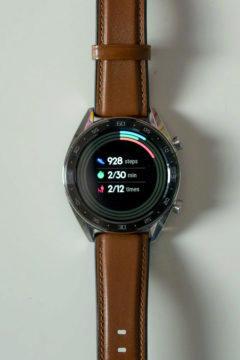 Chytre hodinky Huawei Watch GT LiteOS pocitani kroku